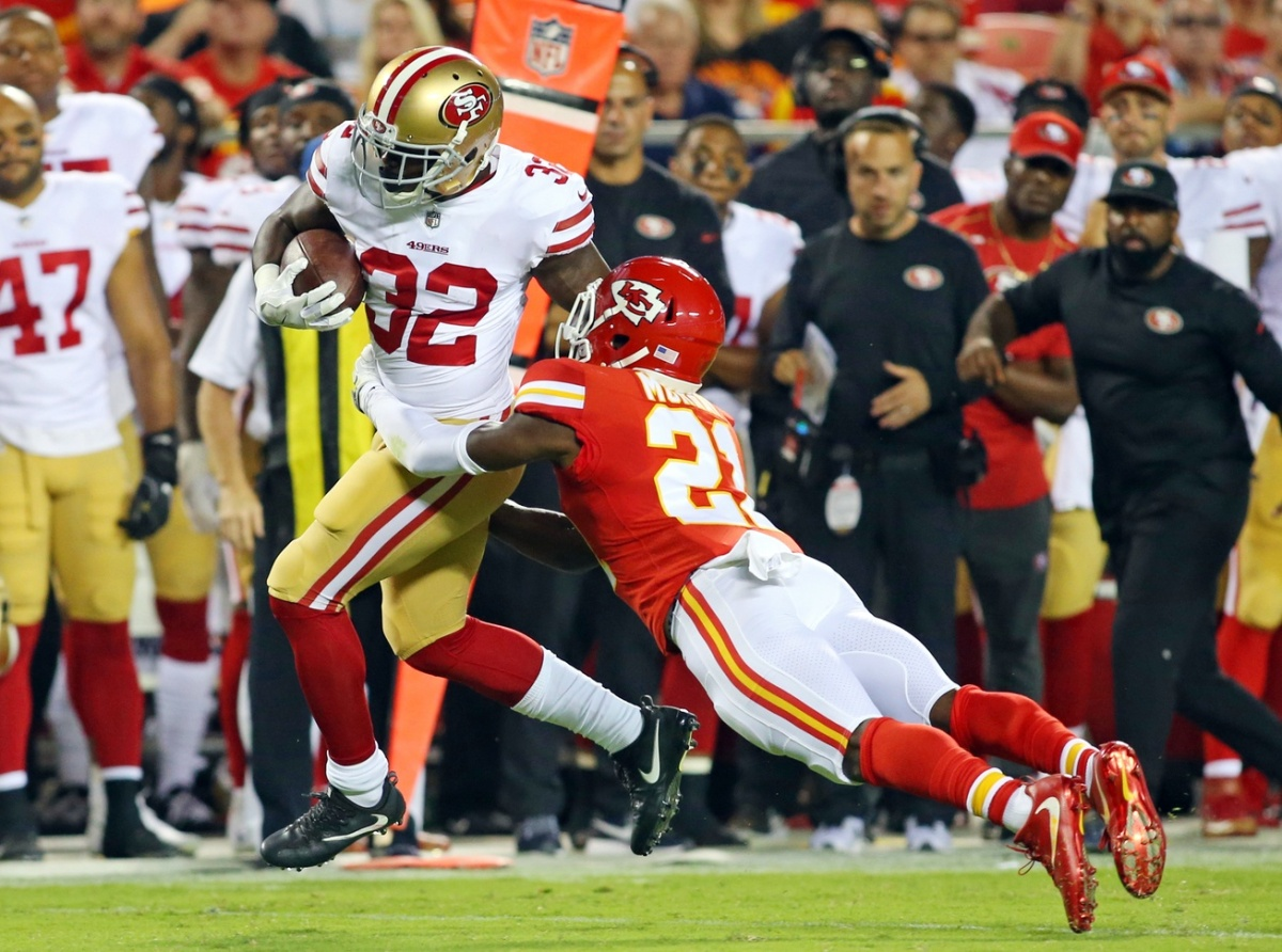 San Scores 49ers Francisco Football
